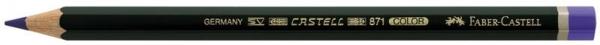 Creion Albastru Castell Color 871 Faber-Castell 3