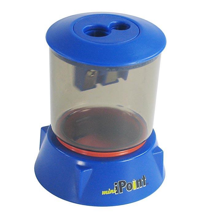 Ascutitoare cu container, pentru 2 marimi, WESTCOTT iPoint - culori asortate [1]