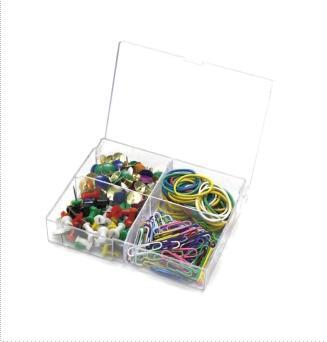 Tidy Box ALCO - accesorii de birou asortate 0