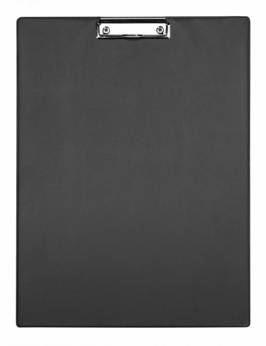Clipboard simplu A3 - portrait, plastifiat PVC, ALCO - albastru 0