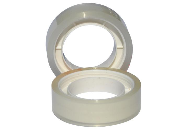 Banda adeziva 12mm x 10 m, 40 microni, Optima - transparent [1]