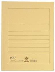 Dosar carton plic ELBA - galben [0]