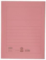 Dosar carton plic ELBA - rosu 0