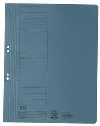 Dosar carton cu capse 1/1  ELBA - albastru [0]