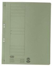 Dosar carton cu capse 1/1  ELBA - verde 0