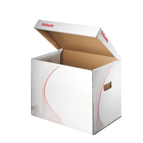 Cutie pentru depozitare ESSELTE Standard, cu capac [0]