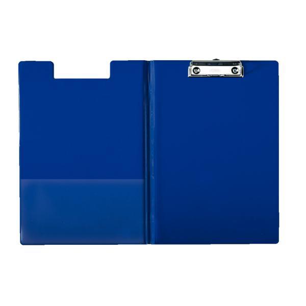 Clipboard ESSELTE dublu, PP - albastru [0]
