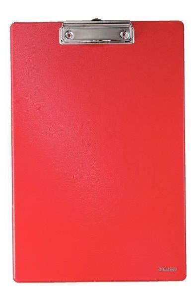 Clipboard ESSELTE simplu, PP - rosu 0
