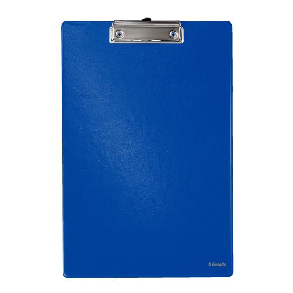 Clipboard ESSELTE simplu, PP - albastru 0