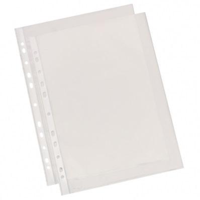 Folie protectie ESSELTE, A4, cristal, 55 microni, 10 buc/set [0]