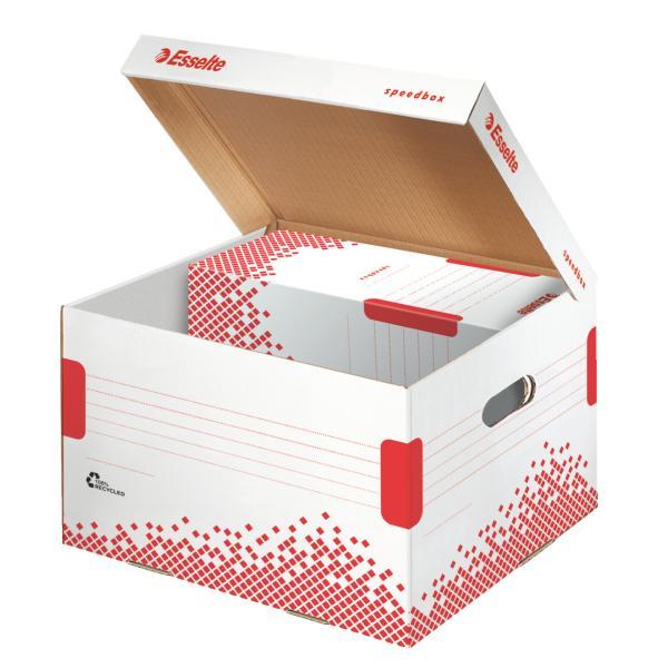 Container de arhivare ESSELTE Speedbox cu capac M [1]