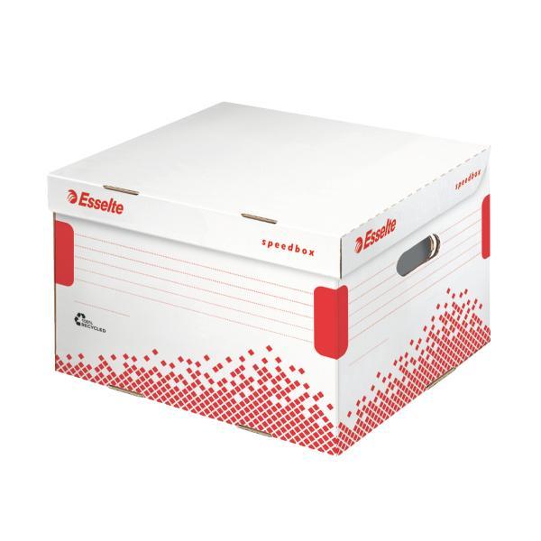 Container de arhivare ESSELTE Speedbox cu capac L [0]