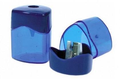 Ascutitoare plastic dubla cu container plastic ARTIGLIO 1