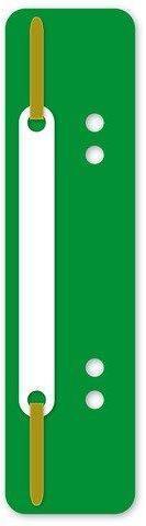 Alonje din plastic A5, 100/set, KANGARO - verde 0
