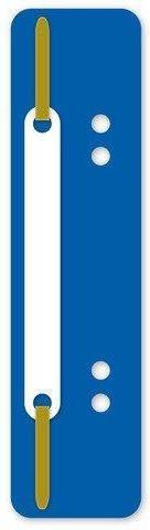 Alonje din plastic A5, 100/set, KANGARO - albastru 0