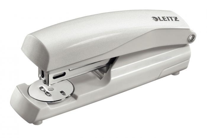Capsator plastic LEITZ 5500 NeXXt Series, 30 coli - gri 0