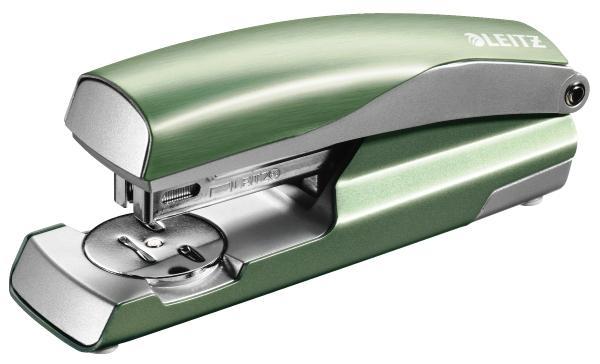 Capsator metalic LEITZ Style 5562 NeXXt Series, cutie, 30 coli - fistic 2