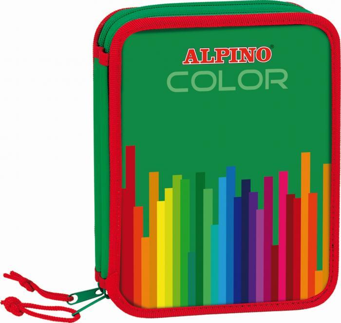 Penar mare dublu, cu fermoar, echipat, ALPINO Color 1