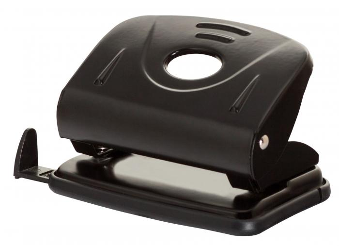 Perforator metalic, 25 coli, Office Products - negru 0