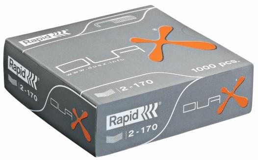 Capse RAPID Duax, 1.000 buc/cutie 0