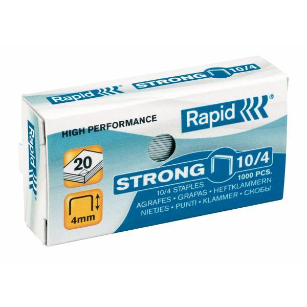 Capse RAPID Strong 10/4, 1000 buc/cutie [0]