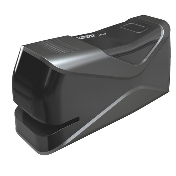 Capsator electric RAPID Fixativ Mobile 20BX, 20 coli - negru [2]