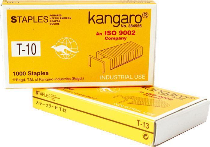 Capse pentru tacker TP-10/Y2, KANGARO T-10 0