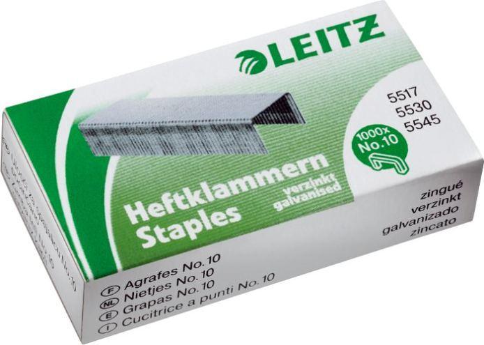 Capse LEITZ Power Performance N10, 1000/cutie 0
