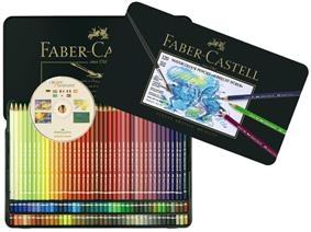 Creioane Colorate Acuarela A.Durer Faber-Castell 0