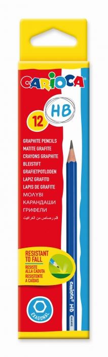 Creion CARIOCA, duritate HB 0