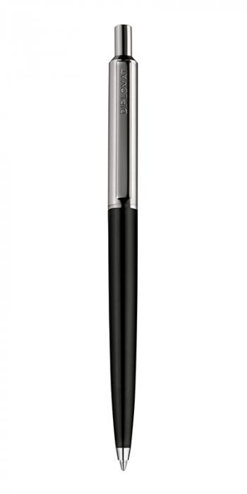 DIPLOMAT Equipment Black - pix cu accesorii metalice [0]