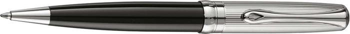 DIPLOMAT Excellence A - Guilloche Chrome black - pix 0