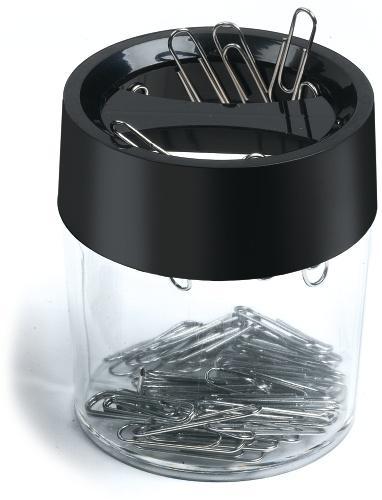 Dispenser magnetic pentru agrafe, D58xh68mm, ARTIGLIO 1
