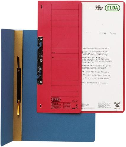 Dosar carton incopciat 1/2  ELBA - orange [0]