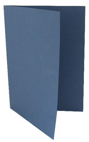Dosar carton simplu ELBA - albastru 0