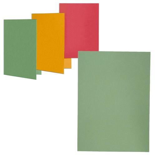 Dosar carton simplu ELBA - verde [0]