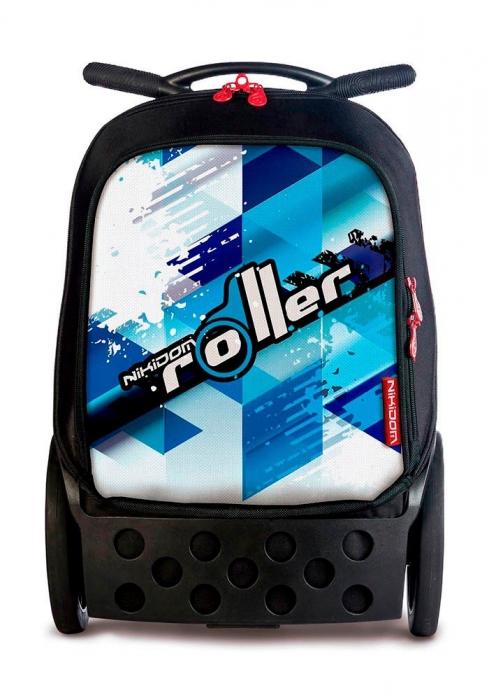 Ghiozdan Roller NIKIDOM - Cool Blue 1