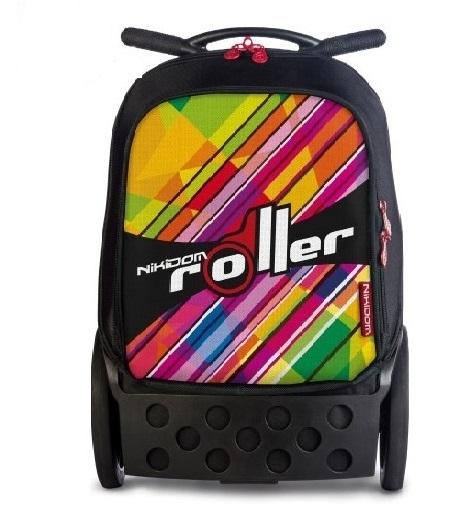 Ghiozdan Roller NIKIDOM XL - Kaleido 0