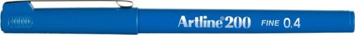 Liner ARTLINE 200, varf fetru 0.4mm - albastru royal [0]