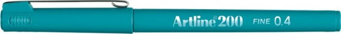 Liner ARTLINE 200, varf fetru 0.4mm - turcoaz [0]