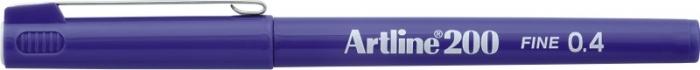 Liner ARTLINE 200, varf fetru 0.4mm - violet [0]