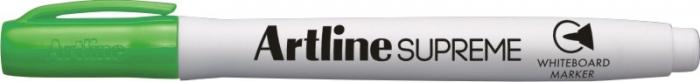 Marker pentru tabla de scris ARTLINE Supreme - Dry safe ink, varf rotund 1.5mm - vernil 0