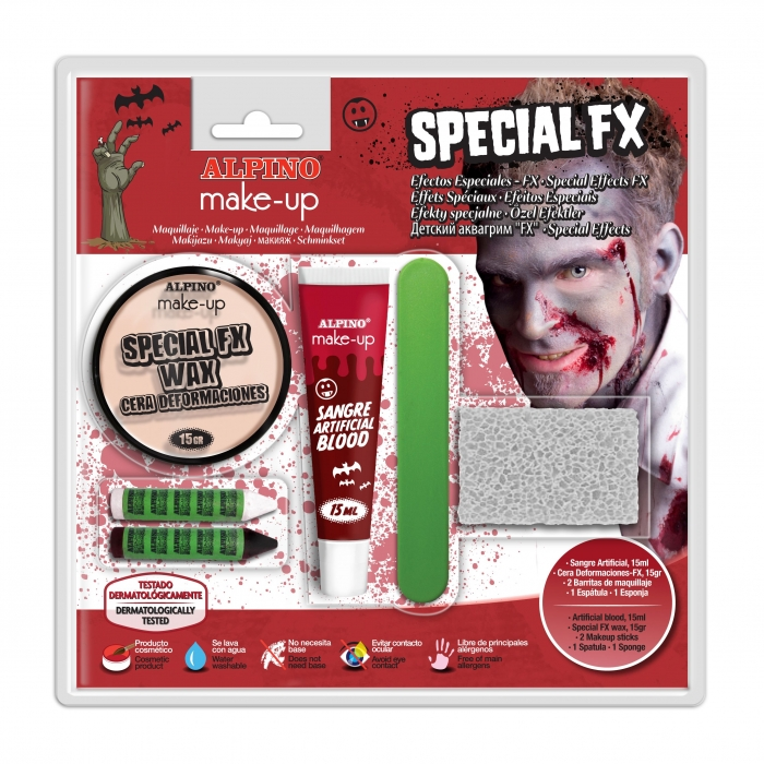 Set machiaj ALPINO Make-Up Special effects FX 0