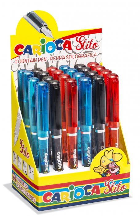 Stilou cu cartus cerneala, CARIOCA Stilo [0]