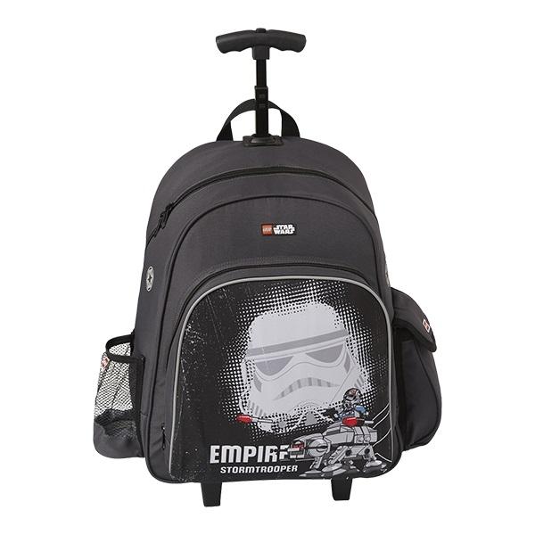 Troller/rucsac LEGO V-Line - design Star Wars Stormtrooper 1