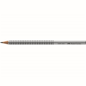Creion Grafit Grip 2001 Faber-Castell - 2H3