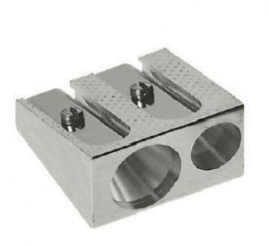Ascutitoare Metal Dubla Faber-Castell0