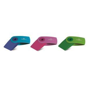 Radiera Creion Sleeve Mini Trend Faber-Castell0
