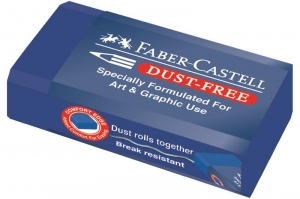 Radiera Creion Dust Free Art&Graphic 24 Faber-Castell3