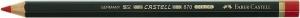 Creion Rosu Castell Color 870 Faber-Castell3